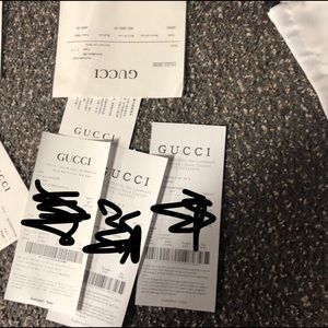 Other - Receipts